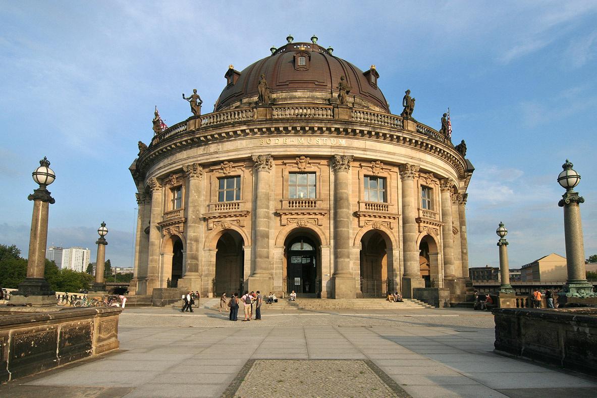 Sanierung des Bode-Museums auf der Berliner Museumsinsel