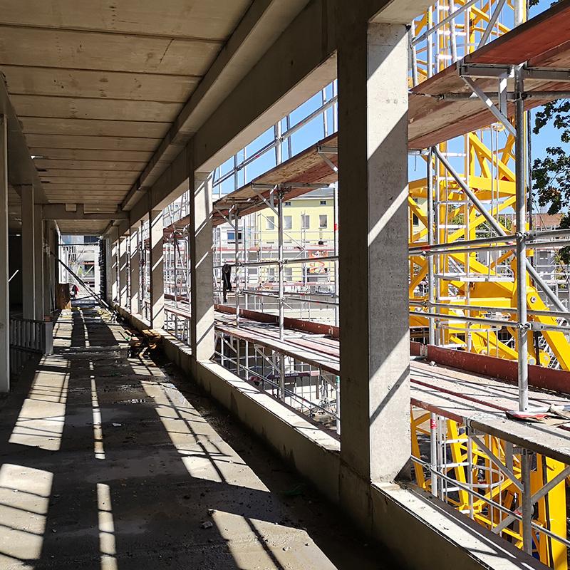 Erweiterung und Umbau der Wolfgang-Borchert-Schule Berlin-Spandau