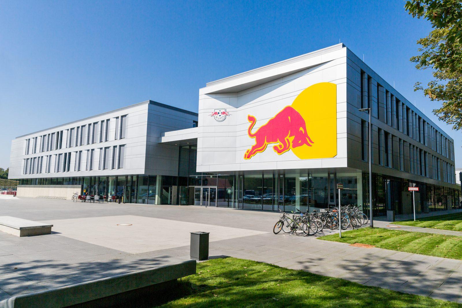 Neubau des Trainings- und Nachwuchs-Leistungszentrum von RB Leipzig