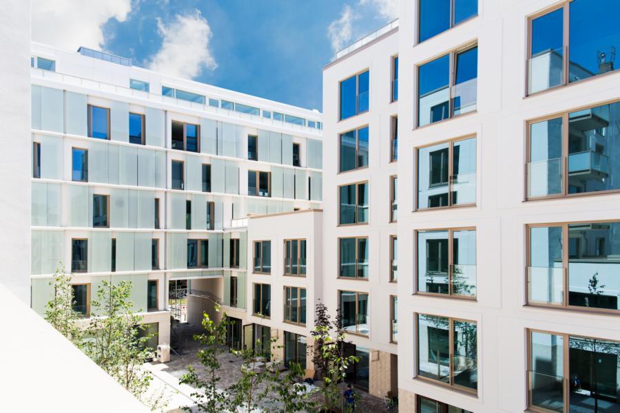 Wohnungsbauprojekt Berlin-Adlershof