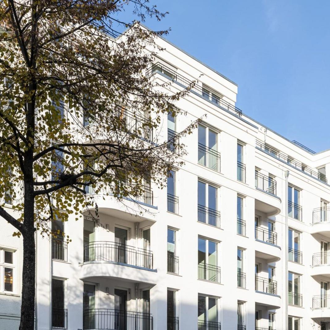 Wohnungsbau Wilhelms-Quartier, Damerowstraße (Berlin-Pankow)